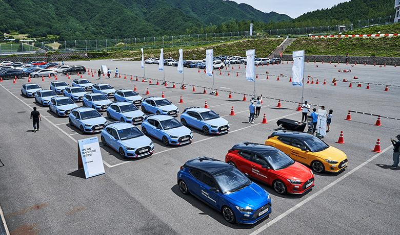 VELOSTER N Experience Day 썸네일